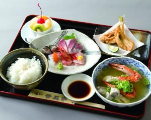 ㉘番屋亭(魚のレストラン)